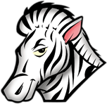 Zebroid logo